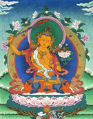 Manjushri and the Seven Wisdoms Guided Meditation on Conference Call - All Welcome.